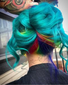 Rainbow Knot